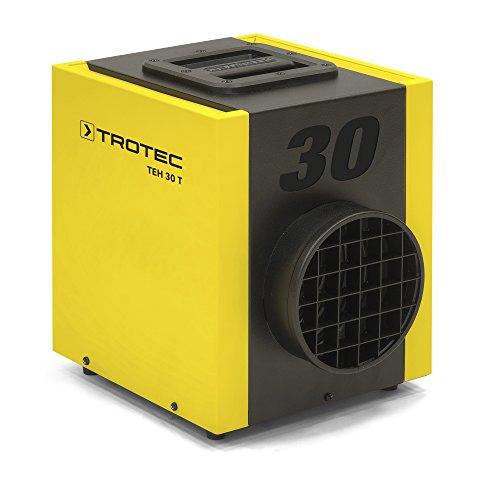 termoventilatore 4kw TROTEC Riscaldatore elettrico TEH 30 T