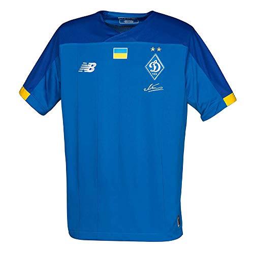 New Balance 2019-2020 Dynamo Kiev Away Football Soccer T-Shirt Trikot