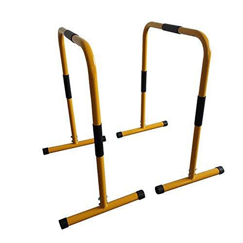 Dip Station * Dip Barren 2er Set (Paar) * Push Up Stand Bar * Fitness Rack * Push Up Gymnastics * Calisthenics Tall Parallettes Parallel Bars * Premium QUALITÄT
