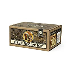 Craft A Brew - Home Brewing Recipe Kit (5 Gallons) (Brown Ale)