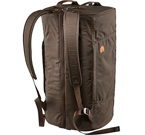 FJÄLLRÄVEN Splitpack Large Rucksack, Dark Olive, 58 x 33 x 33 cm, 55 L