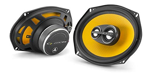 JL Audio C1-690tx 6' X 9' 3-Way Coaxial Car Audio Speakers