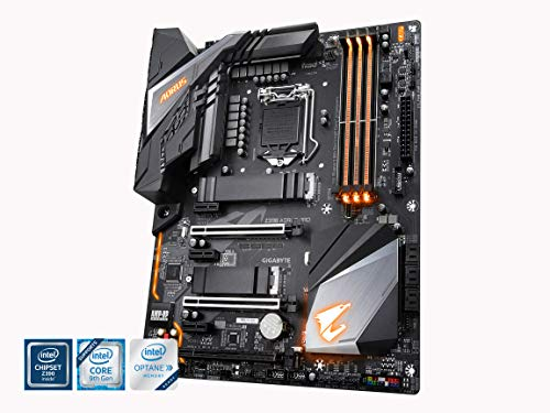 Build My PC, PC Builder, Gigabyte Z390 AORUS PRO