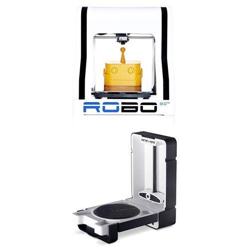 Robo R2 High Performance Smart 3D Printer with Wi-Fi — 8 x 8 x 1'