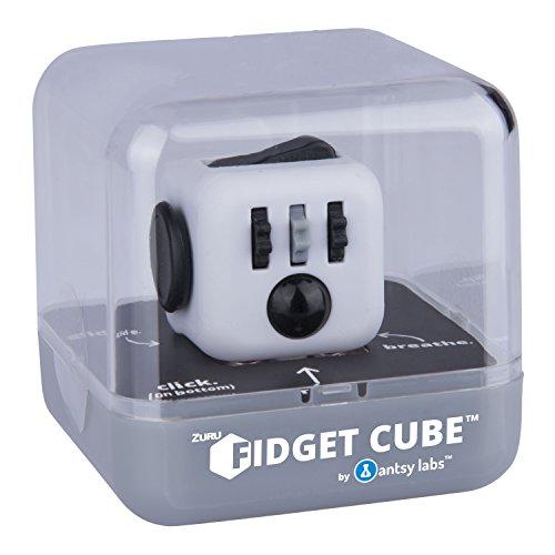 Zuru/antsy labs 34551 Retro Original Fidget Cube, red