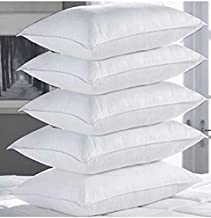 Shilpi Impex Microfibre Filled 17'' X 27 '' Pillows for Sleeping Set of 6