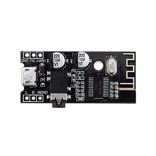 WANGJUN M28 Bluetooth 4.2 Audio modulo Ricevitore con 3.5mm interfaccia Audio Lossless Altoparlante dell'automobile Amplificatore for Cuffie Senza Fili Consiglio Rimontare