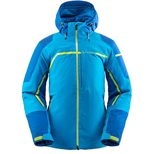 Spyder Titan Herren Gore-Tex Primaloft Ski Jacke - XXL