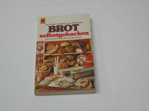 Brot selbstgebacken.
