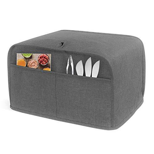 tostadora gris fabricante LUXJA
