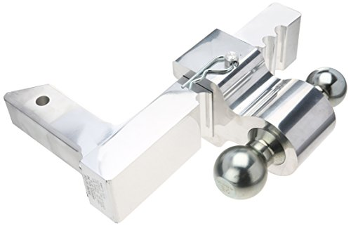 Andersen Manufacturing, Inc. 3413 2' X 2 5/16' x 10' Aluminum Drop Rapid Hitch