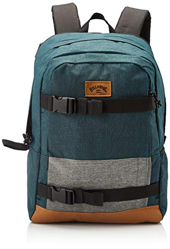 BILLABONG Unisex_Adult COMMAND SKATE Backpack, Green (Deep Teal), Taille Unique