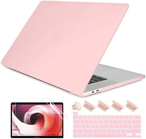Dongke for MacBook Pro 13 inch Case 2020 Release Model A2338 M1 A2251 A2289 Plastic Hard Shell product image