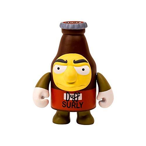 Kidrobot - Figurine Surly Duff Beer - Simpsons Series 3\