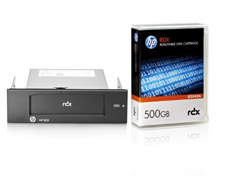 HP RDX500 USB3.0 internes Disk Backup System