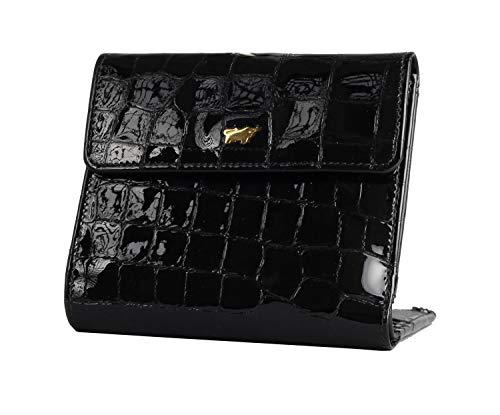 Braun Büffel Frauengeldbörse 40103-020, Farbe:schwarz