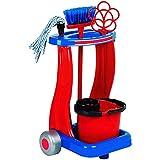 Mediawave Store - Carro con ruedas para juegos de limpieza para...