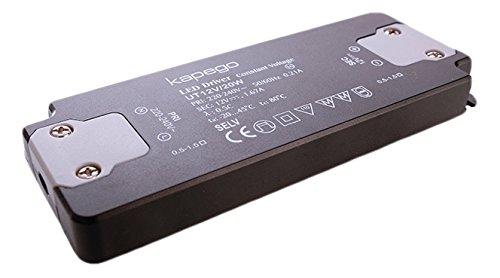 KapegoLED Netzgerät, UT12V/20W, spannungskonstant, 220-240 V, AC/50-60 Hz, 12 V, DC, 0-1,67 A, 20 W 872635