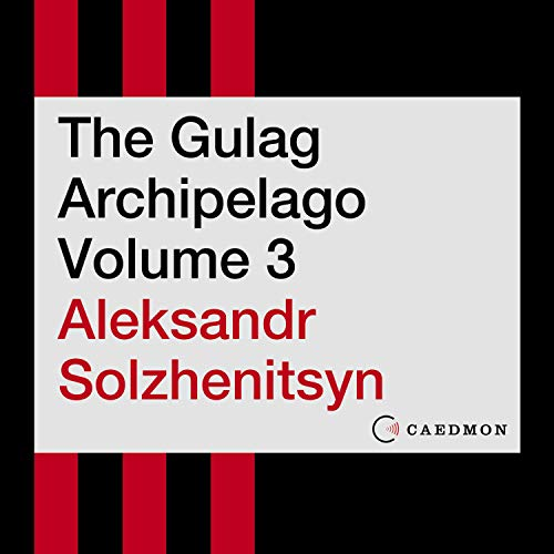 『The Gulag Archipelago, Volume 3』のカバーアート