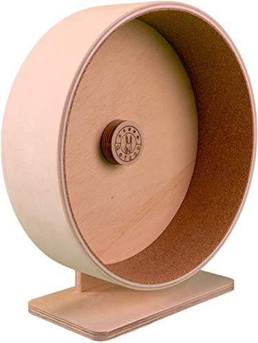 Ø 27 cm Getzoo Premium Korklaufrad (Ø 25,4 cm Innen, Höhe 29-39cm)