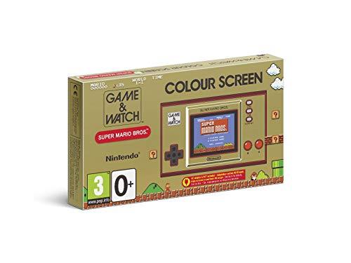 GAME WATCH SM BROS SYSTEM [Importación francesa]