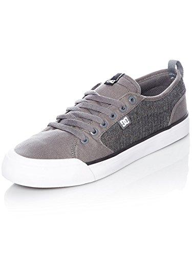 Chaussures DC Evan Smith Signature Series TX Se Gris Noir (EU 39 / US 7, Gris)