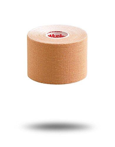 MUELLER Kinesiology Sport-Tape, 5cm x 5m, Farbe: beige