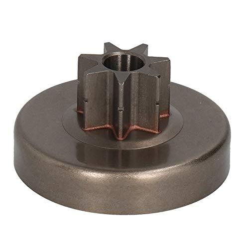 Tambour d'embrayage de pignon, pignon de chaîne de tambour, remplacement exquis pour scie à chaîne 028 028AV 028WB réparation de pièces endommagées tronçonneuse électrique