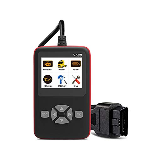 Purchase MAKE FINE with System Diagnostics and Reset Function V500 OBD2 Car/Truck/Car Fault Reading ...