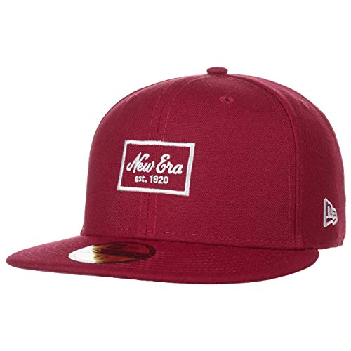 A NEW ERA Era Gorra 59Fifty Patch NEEra Fitted Cap Plana (7 0/0 (55,8