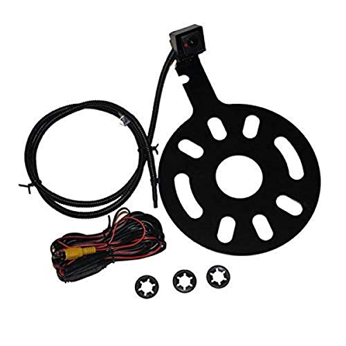 CRUX CCH-01S Spare Tire Mount Rear View Camera for Jeep Wrangler