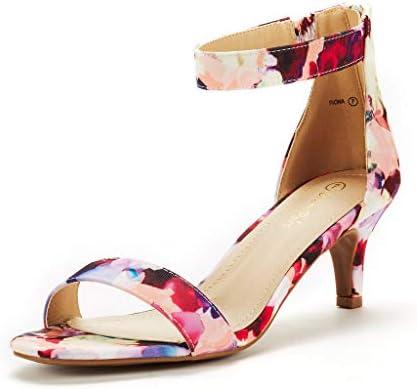 Colorful wedge heels _image3