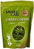 Smart Café Verde Clásico Descafeinado Ecológico - Vegano, Vegetariano, Paleo - Bolsa 200 gr