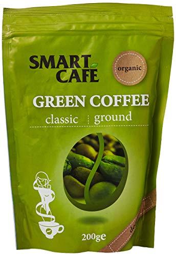 Smart Café Verde Clásico Descafeinado Ecológico - Vegano,