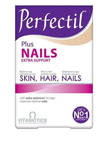 Vitabiotics Perfectil Plus Nails - 60 Tablets