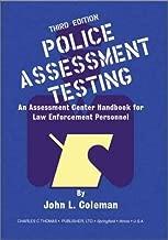 Police Assessment Testing: An Assessment Center Handbook for Law Enforcement Personnel