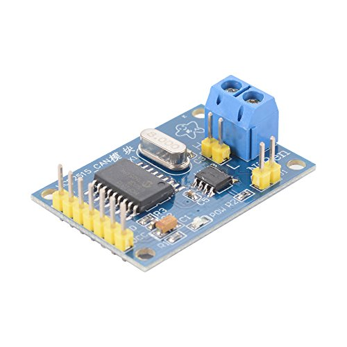 3Pcs MCP2515 CAN Bus Module TJA1050 Receiver SPI for Arduino 51 MCU ARM Controller Development Board