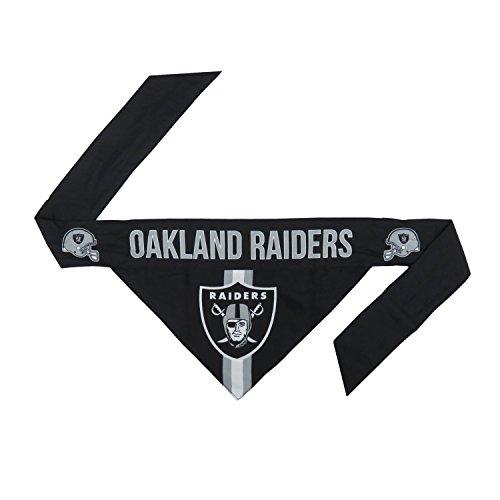 NFL Oakland Raiders Pet Bandanna,