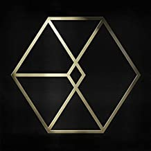 EXO - EXODUS (Vol. 2) [Korean random ver.] CD+Official Photocard+Photo Booklet+Folded Poster+Extra Gift Photocards Sets[EXO postcard+double-sided photo+sticker+extra photocard]