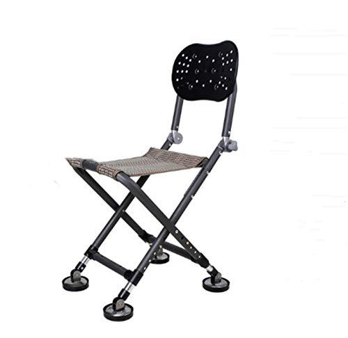 Silla de pesca multifuncional silla de pesca plegable mesa silla de pesca portátil silla de pesca ligero asiento WDH666