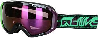Quiksilver Q2 negro brillante Esquí Snowboard Gafas Quiksilver