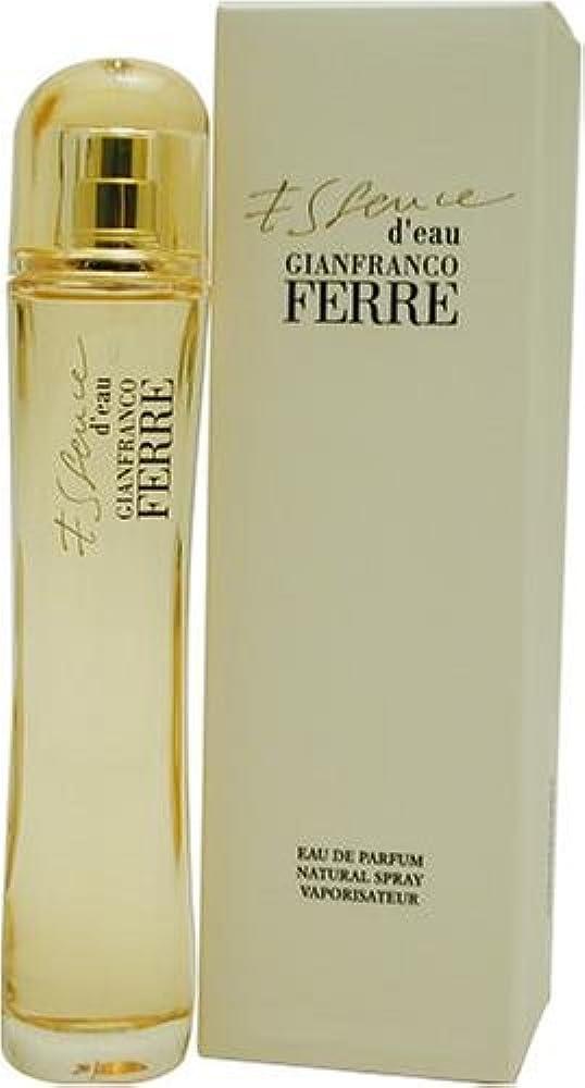 Gianfranco ferrè essence d`eau,eau de parfum per donne,40 ml 135367