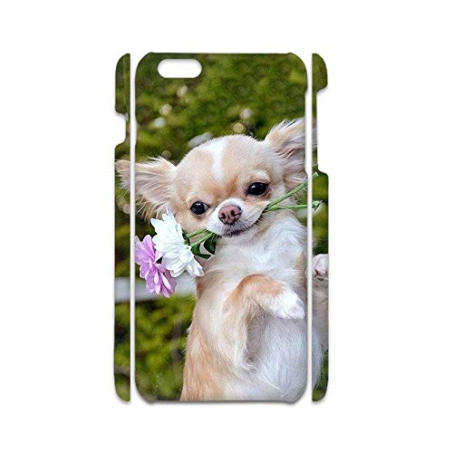Girls Abs Phone Cases Amusing Compatible with Apple iPhone 6P 6Ps Printing Chihuahua 2 Choose Design 129-1