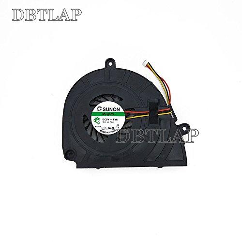 DBTLAP Neu CPU Lüfter FÜR Packard Bell Easynote LS44HR TE11HC LS13HR F4211 Q5WTC TSX66-HR TE11BZ TSX62 Laptop Kühlung Lüfter