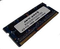HP Pavilion Notebook 17-e073nr DDR3L 1600MHz PC3L-12800 SODIMM RAM (PARTS-QUICK BRAND)用4GB メモリアップグレード
