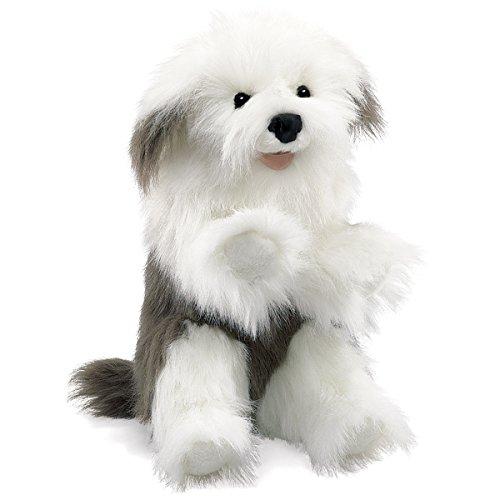 Folkmanis Puppets 2029 - Bobtail-Hund