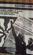Ramiro Ledesma: DISCURSO A LAS JUVENTUDES DE ESPAÑA Barcelona, hacia 1965: Amazon.es: Ramiro Ledesma Ramos: Libros