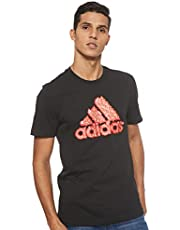 adidas Men's Bos Football T-Shirt