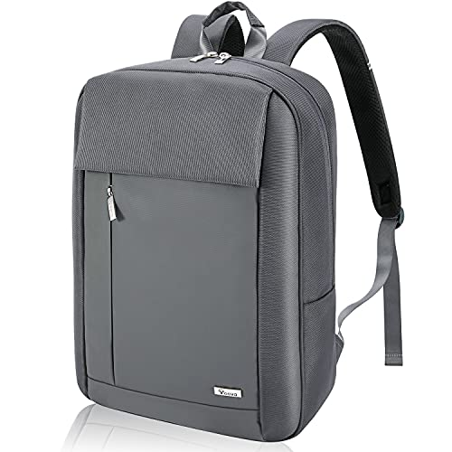 Voova Travel Laptop Backpack Rucksack for Men Women, Slim Waterproof...