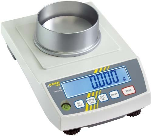 KERN compacte weegschaal PCB 250-3 weegbereik 250 g / 0,001 g